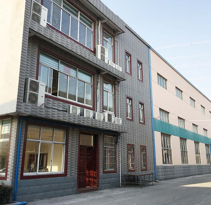 Trioflor Lab Building