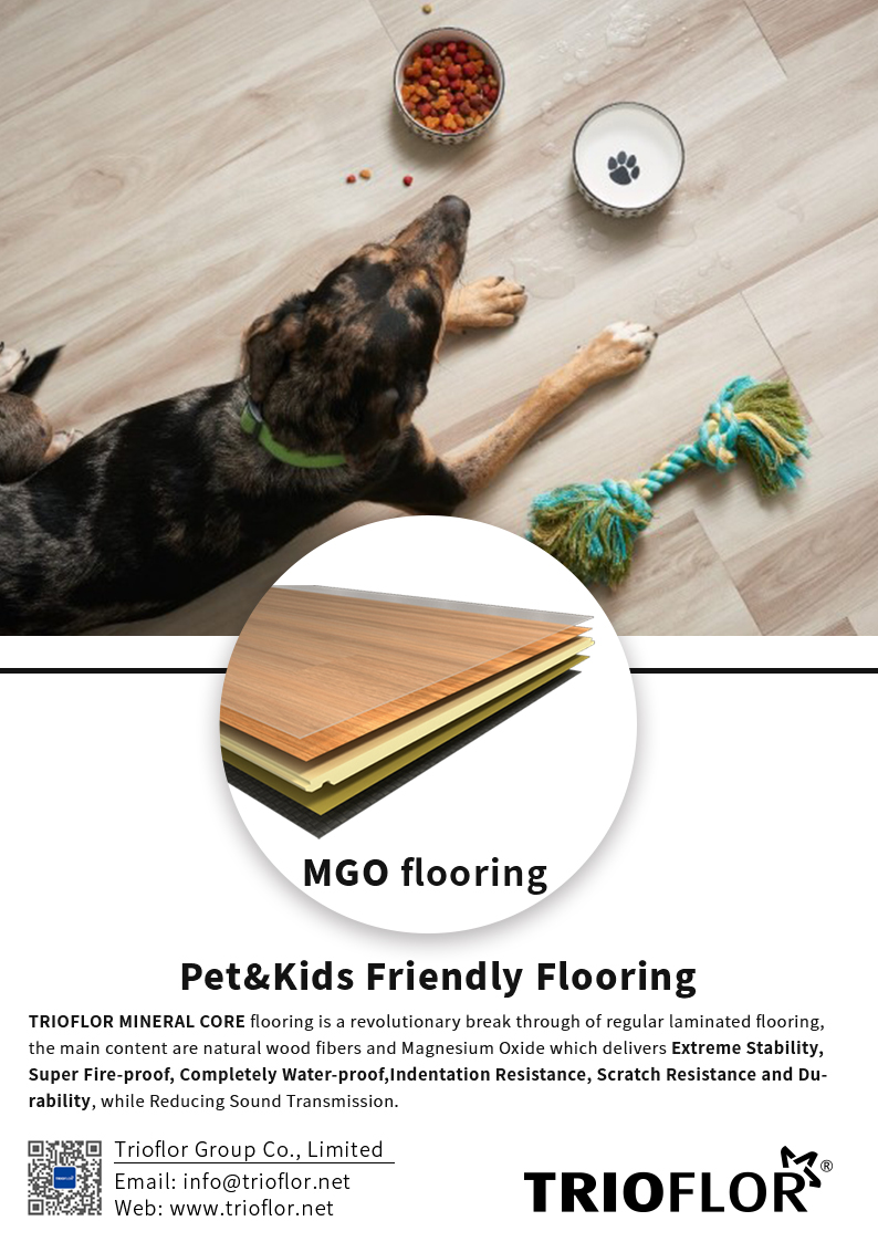 The Importance of Mineral Core Flooring